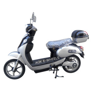 200W/250W/500W Lead-Acid Battery Electric Bicycle with Pedal pictures & photos