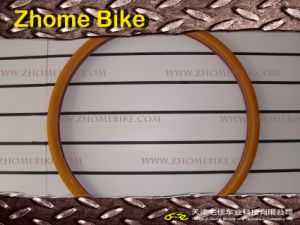 Bicycle Tire/Full Gumwall Tire/24X1 3/8 26X1 3/8 28X1 1/2 700X23c