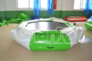 Cheap PVC Water Trampoline Combo pictures & photos