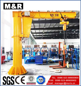 1t Bzb Fixed-Column Jib Crane with 360 Degree pictures & photos