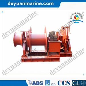 Electric Anchor Windlass and Mooring Winch Dy170203 pictures & photos