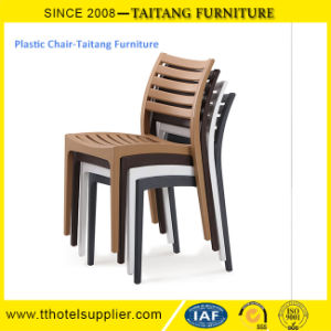 Stacking Plastic PP Chair Dining Chair Restaurant Chair pictures & photos