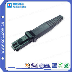 MTRJ Fiber Optic Connector for Cable Assembly pictures & photos