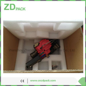 Pneumatic Pet Strapping Machine with Great Tension 6500n for 32mm Pet Band pictures & photos