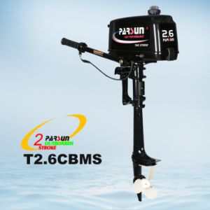 2.6HP 2-Stroke Outboard Engine pictures & photos