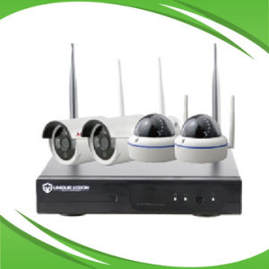4CH 1080P 2MP WiFi NVR Kit pictures & photos