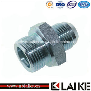 (1JG) Carbon Steel High Pressure Hydraulic Tube Adapter