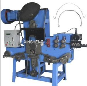 Mechanical Automatic Metal Pail Bucket Wire Handle Machine pictures & photos
