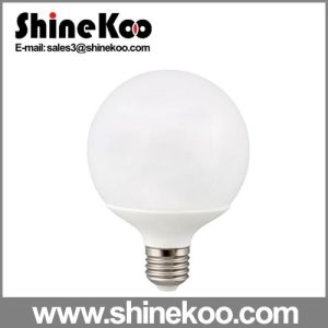 Aluminium E27 G95 10W LED Global Lamp pictures & photos