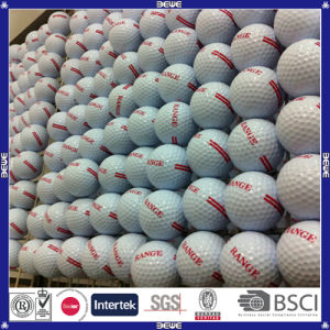 China Factory OEM Logo Golf Driving Range Ball pictures & photos