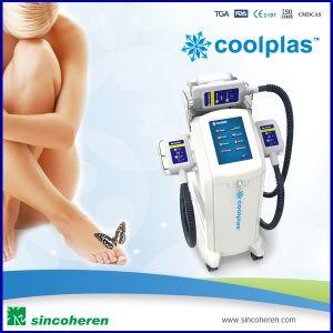 Coolplas Cryolipolysis Coolshape Kryolipolysis Criopolysis Fat Freezing Advanced Body Slimming Weight Loss Beauty Salon Machine pictures & photos