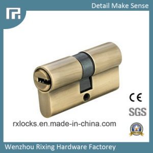 70mm High Quality Brass Lock Cylinder of Door Lock Rxc16 pictures & photos