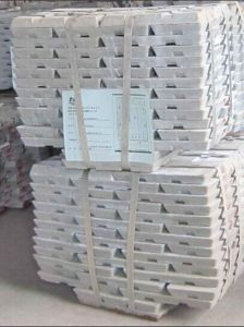 Factory Supply Pure Aluminum Ingot 99.7 with Competitive Price pictures & photos