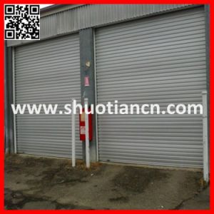 Galvanized Steel Automatic Security Roller Shutter (ST-002) pictures & photos