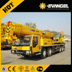 Best Price 50ton Mobile Truck Crane (QY50K-II) pictures & photos