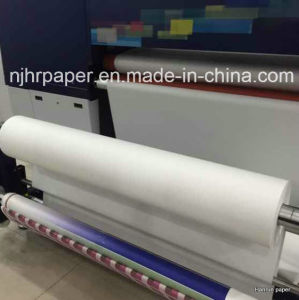 Low Price 70GSM Sublimation Paper Roll for Digital Printing
