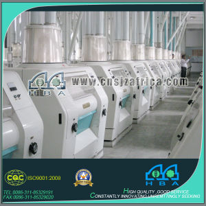 High Quality and European Standard Corn Flour Milling Machine pictures & photos