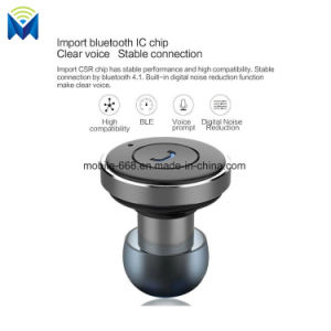 Bluetooth Headset Wireless Stereo Earphone in-Ear with Dual USB Car Charger pictures & photos