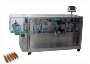 Medicine Machine Oral Liquid Ampoule Forming Filling Sealing Machine Dgs-118 pictures & photos