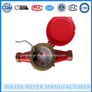 """1/2""-""1"" Impulse Transfer Reading Remote Hot Type Water Meter pictures & photos"