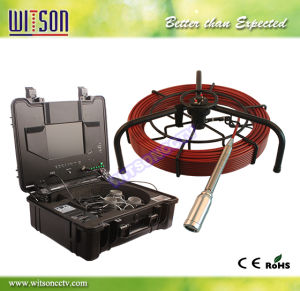 Witson 60m Fiberglass Cable with OSD Meter Counter Chimney Inspection Camera (W3-CMP3588) pictures & photos