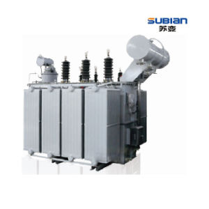 Air Cooled Distribution Transformer with on Load Tap Changer