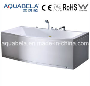 Luxury Acrylic Whirlpool Bathtub (JL805) pictures & photos