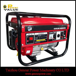 with Tire Kit China Light Weight 2.5kw 2.5kVA Portable Generator pictures & photos