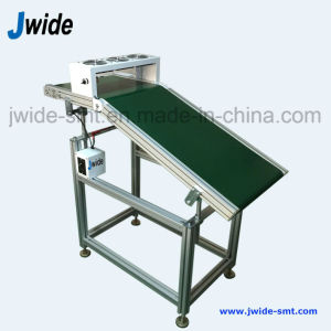 Precision ESD Wave Solder Conveyor/Wave Offload Conveyor for Tht Assembly Line/ Conveyor/Tht Assembly Line pictures & photos