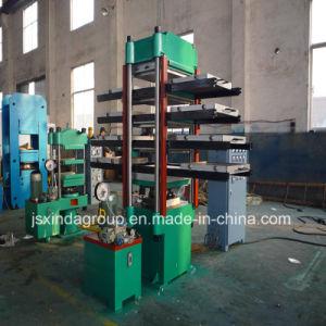 Xlb Rubber Floor Tile Vulcanizing Press Machine pictures & photos