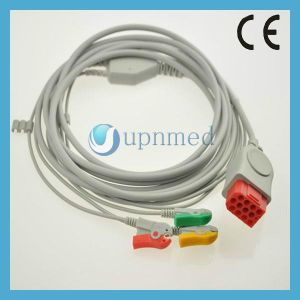 Bionet BM5 ECG Cable with Leadwires pictures & photos