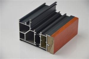 Professional Aluminum/Aluminium Extrusion Profiles for Window and Door Frame pictures & photos