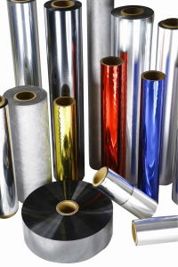 Metalized Film Coating