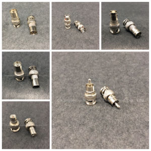 Coaxial BNC RCA Male Female Rg RF F Connector pictures & photos