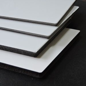Building Material Cladding ACP Acm 4mm Aluminum Sheet pictures & photos
