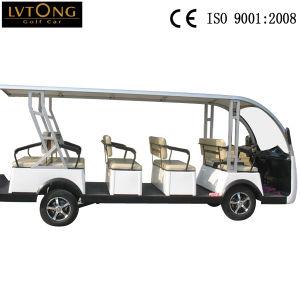 14 Passenger Car Electric Vehicle pictures & photos