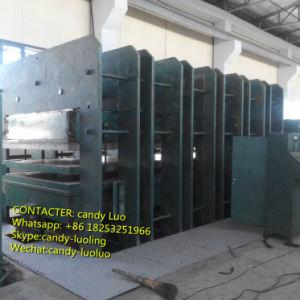 Made in China Conveyor Belt Big Frame Vulcanizer Press Machine pictures & photos