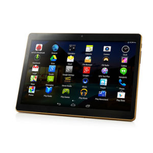 10 Inch Android 5.1 Quad Core 1280*800 1GB+16GB 3G 4G Phone Calling Tablet pictures & photos