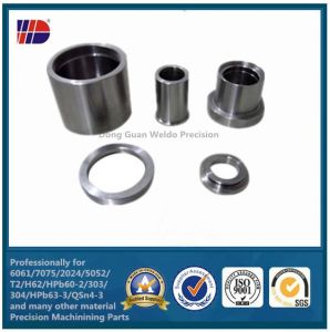 Don Guan Factory Precision Machining Technology for Stainless Steel Parts pictures & photos