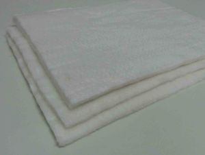 Fiberglass Needle Mat for Filt or Insulation 15mm pictures & photos