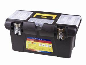 Black Portable Plastic Tool Chest pictures & photos