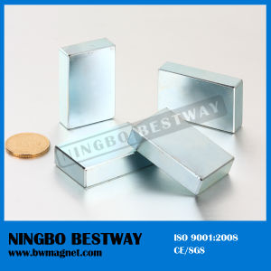 Bulk Package NdFeB Block Magnet pictures & photos