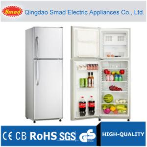 Home Appliance Double Door Top Mount No Frost Refrigerator pictures & photos