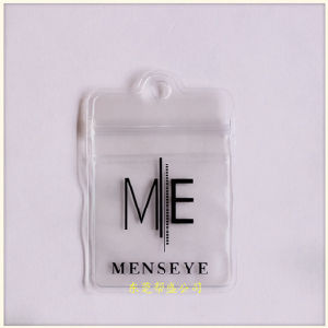 Plastic PVC Clothing Tag Label Cover pictures & photos