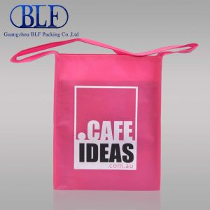 Custom Non Woven Printed Carrier Bags (BLF-NW223) pictures & photos