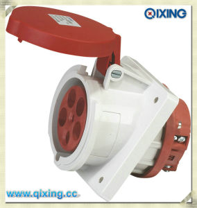 CE CB Standard Flush Mounted Socket for Industry (QX1155) pictures & photos