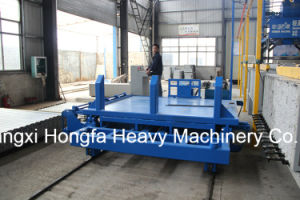 EPS Cement Sandwich Panel Machinery Lightweight Concrete Wall Panel Making Machine pictures & photos