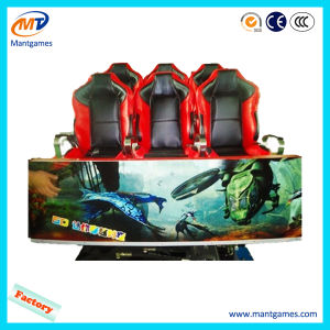 Hottest 7D Cinema/Theater Simulator for Theme Park on Sale pictures & photos