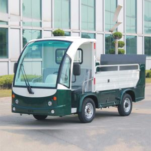 Marshell Brand Electric Mini Truck for Sale (DT-6) with CE pictures & photos