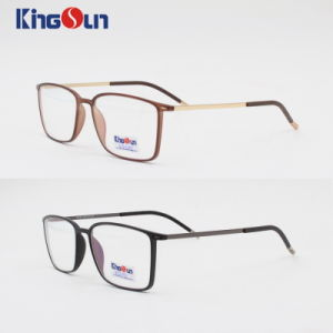 Tr90 Thin Frame with Steel Temple Optical pictures & photos